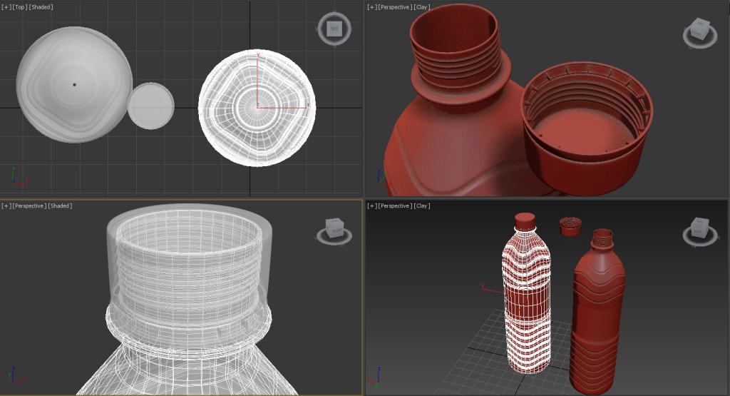 3D модель такая, какая она есть